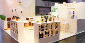 Messe Stand ProWein