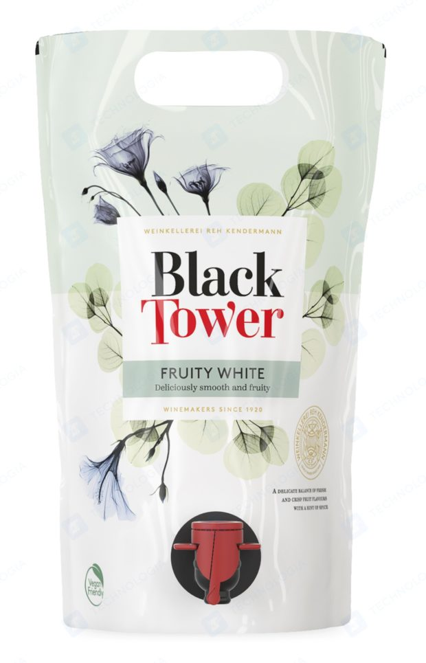 Rivaner Black Tower Pouch